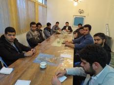 دومین نشست کمیته دانشجویان مجمع عالی نخبگان