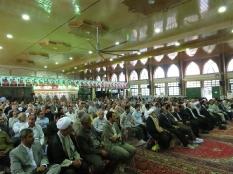 همایش گفتمان امام خمینی(ره) و مسئولیت های ما