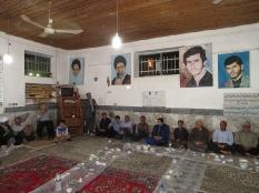 سخنرانی مهندس یوسفعلی جوانی در فوتم جویبار