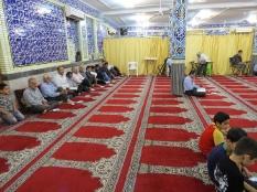 سخنرانی مهندس یوسفعلی جوانی در مسجد فقیه محله جویبار
