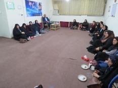 حضور بانوان نخبه پرور در مجمع عالی نخبگان قائمشهر