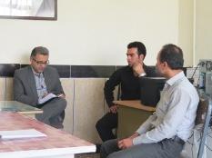 دیدار مهندس یوسفعلی جوانی با برخی دهیاران فعال قائمشهر