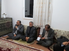 دیدار یوسفعلی جوانی با اهالی منطقه لفور سوادکوه شمالی