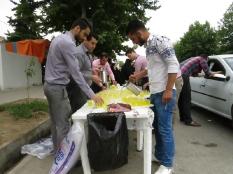 جشن مجمع عالی نخبگان شهرستان قائمشهر به مناسبت نیمه شعبان