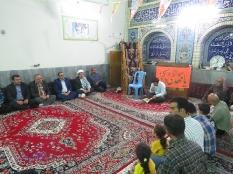 سخنرانی مهندس یوسفعلی جوانی در حاجی کلا ارزلو جاده نظامی