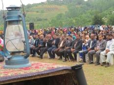 حضور مهندس یوسفعلی جوانی در جشنواره تمشت سیف کتی قائمشهر