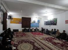 دیدار جمعی از نخبگان با حجت الاسلام و المسلمین یوسفی