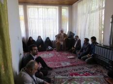 دیدار جمعی از نخبگان با حجت الاسلام و المسلمین قربانی