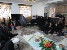 حضور در جمعی از بانوان نخبه خیابان ساری قائم شهر