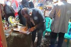 حضورمهندس یوسفعلی جوانی در دومین جشنواره بومی محلی کلیا قائمشهر