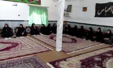 سخنرانی مهندس یوسفعلی جوانی در جمعی از بانوان نخبه شهرستان سیمرغ