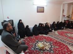 سخنرانی مهندس یوسفعلی جوانی در جمعی از نخبگان کوچه افشین قائمشهر