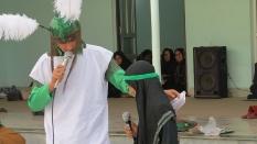 اجرای تعزیه حضرت علی اکبر (ع) با حضور مهندس جوانی قادیکلایی