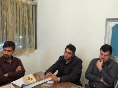 جلسه شورای مرکزی مجمع عالی نخبگان قائمشهر با حضور یوسفعلی جوانی