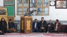 حضور و سخنرانی مهندس یوسفعلی جوانی در مراسم روز مادر قادیکلا