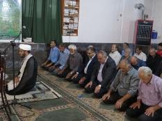 سخنرانی مهندس یوسفعلی جوانی در مسجد جامع روستای چایی باغ سوادکوه شمالی