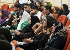 حضور مهندس جوانی در مراسم تجلیل از رتبه های برتر کنکور قائمشهر