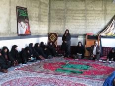 سخنرانی رئیس مجمع عالی نخبگان قائم شهر درجمع بانوان فرهیخته سراجکلا جویبار