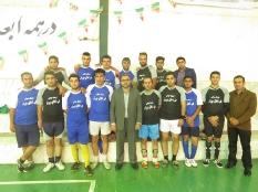 دیدار رئیس مجمععالی نخبگان با جمعی از ورزشکاران قادیکلای بزرگ قائم شهر