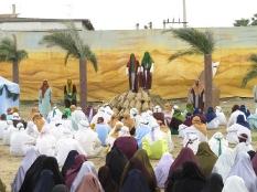حضور مهندس یوسفعلی جوانی قادیکلایی در بازسازی واقعه ی عید غدیر خم