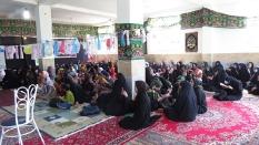 حضور و سخنرانی مهندس یوسفعلی جوانی در حسینه بجنوردی ها قائمشهر