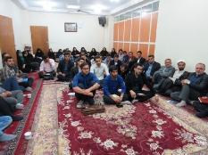 دیدار مهندس یوسفعلی جوانی با آیت الله طبرسی نماینده ولی فقیه در مازندران