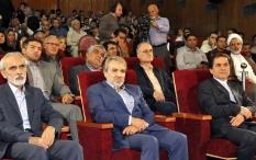حضور مهندس یوسفعلی جوانی در ششمین همایش تجلیل از مشاهیر و مفاخر مازندران