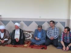 دیدار جمعی از نخبگان از حوزه علمیه امام حسن مجتبی (ع) لاله آباد