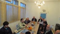 دومین نشست هم اندیشی کمیته مهندسین مجمع عالی نخبگان با حضور یوسفعلی جوانی