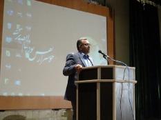 جشن مبعث و روز ارتباطات و روابط عمومی با حضور مهندس یوسفعلی جوانی