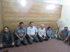 دیدار جمعی از اصناف، بازاریان و معتمدین شهرستان قائمشهر با مهندس یوسفعلی جوانی