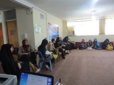 برگزاری اولین کارگاه آموزش مهارت های زندگی و خانواده مجمع عالی نخبگان شهرستان قائمشهر
