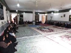 سخنرانی رئیس مجمع عالی نخبگان شهرستان قائم شهر در جمعی از بانوان نخبه پرور قادیکلا