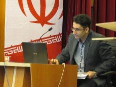 حضور رئیس مجمع عالی نخبگان شهرستان قائم شهر در همایش مواد مخدر و تربیت کودک