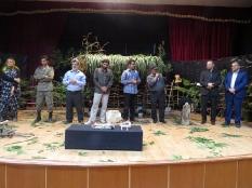 حضور و سخنرانی مهندس یوسفعلی جوانی از تئاتر خدا حافظ در مجتمع فرهنگی هنری حر کوچکسرا