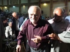 حضور رئیس مجمع عالی نخبگان شهرستان قائم شهر در تجلیل از هنرمندان پیشکسوت مازندران، قائم شهر
