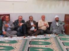 سخنرانی مهندس یوسفعلی جوانی به مناسبت وفات حضرت زینب  (س) در مسجد حضرت ابوالفضل پل سه تیر